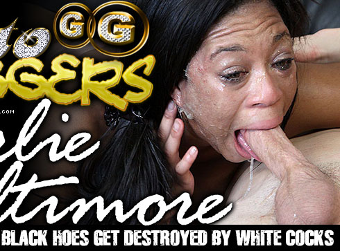 Charlie Baltimore Destroyed On Ghetto Gaggers
